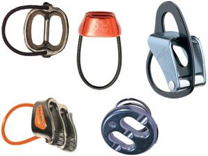 Variety of belay devices