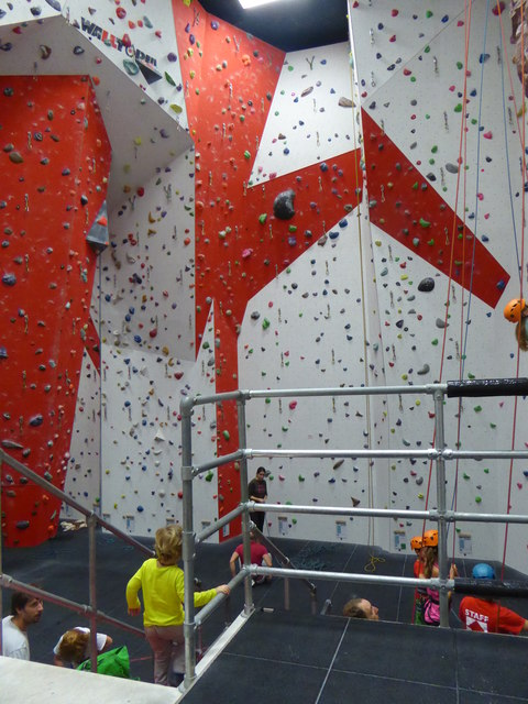 Red Point Climbing Center