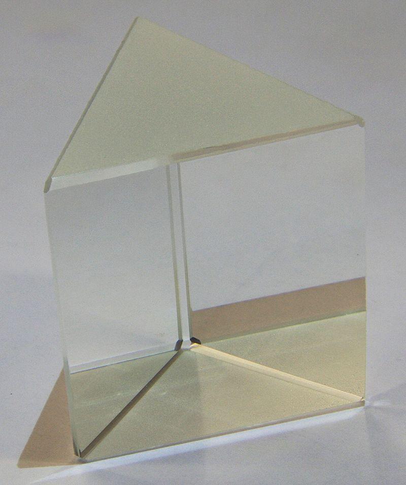 plastic prism